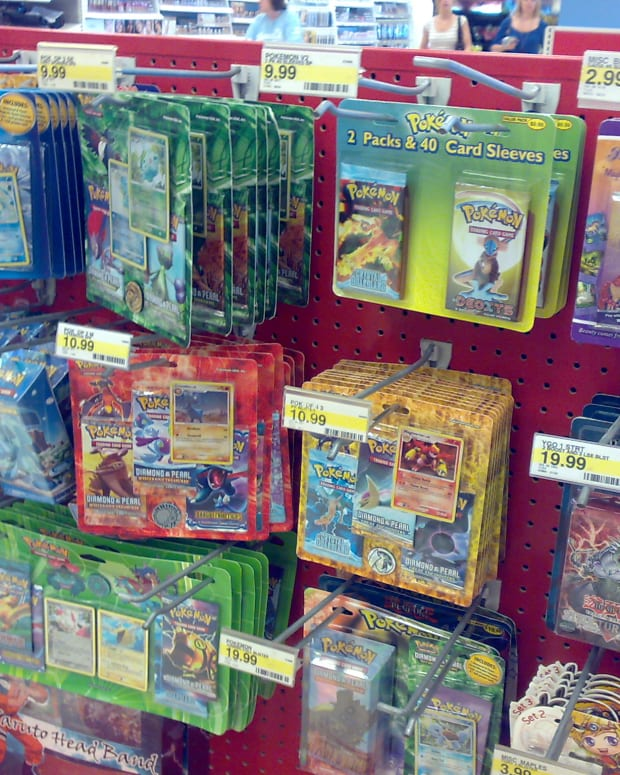 Flickr - Pokemon cards at Target - Kichigai Mentat
