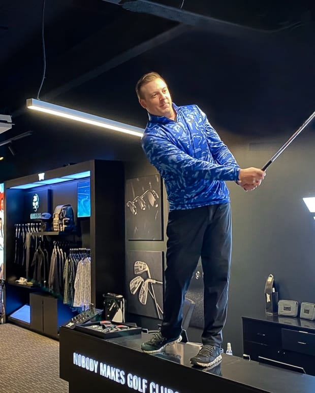 PXG Store Manager Derek Holmes Qualifies for the PGA Championship