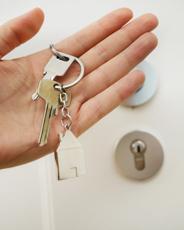 real estate housing keys