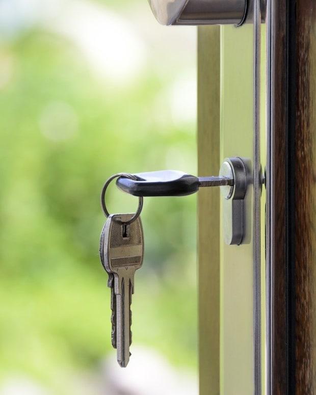 Pixabay - keys home house