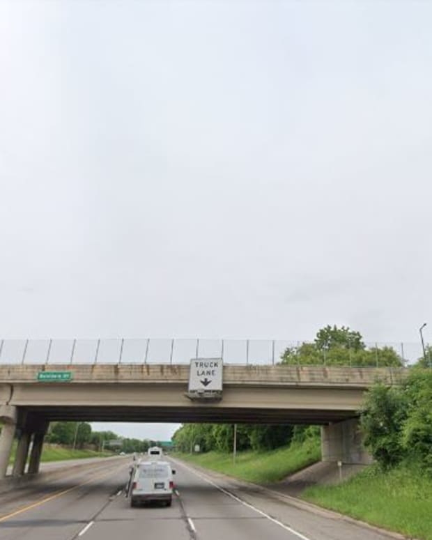 Google Street View - Highway 52 and Belvidere