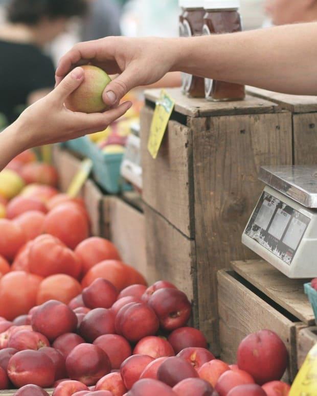 Pixabay - Farmers market