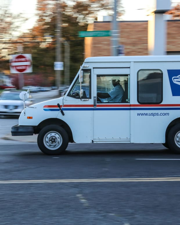Flickr - USPS post office mail truck - Paul Sableman
