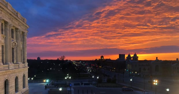 Rep Mike Freiberg sunset