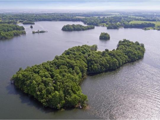 Lake home 1