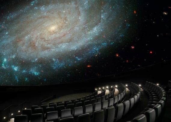 Bell planetarium