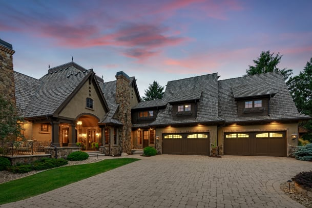 Minnesota Nice Homes Custom Designed Mansion Is The Crown Jewel Of Prior Lake Bring Me The News
