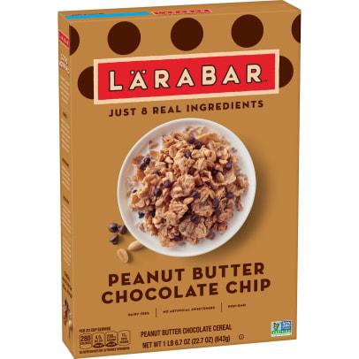 Larabar PB Choc Chip Cereal