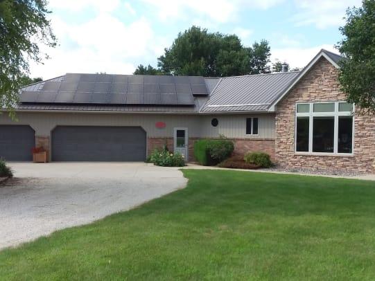 Residential Solar Installation - All Energy Solar