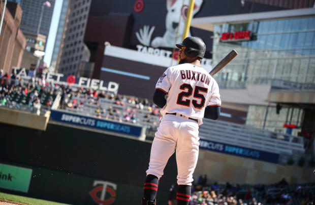 Should the Twins move Buxton up in the batting order?