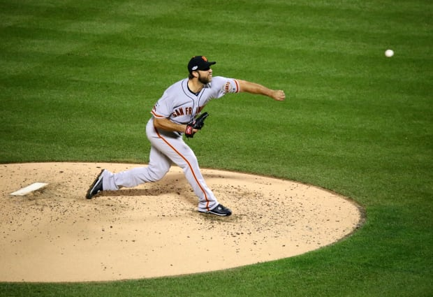 Are the Twins and Giants inching closer to a trade?