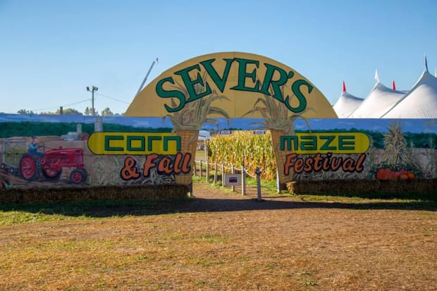 Sever's Fall Festival is moving to a new location