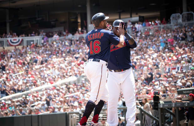 With the Twins creating roster space, trades could be on the way