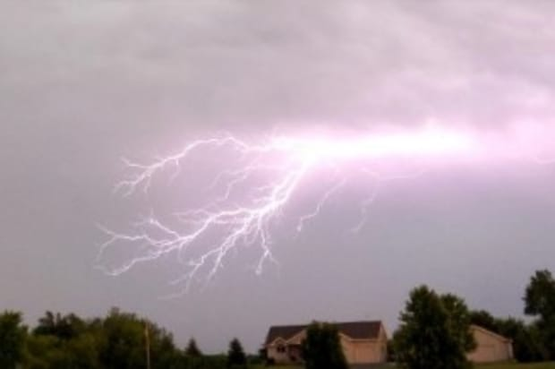 Severe storms possible in central Minnesota Saturday afternoon