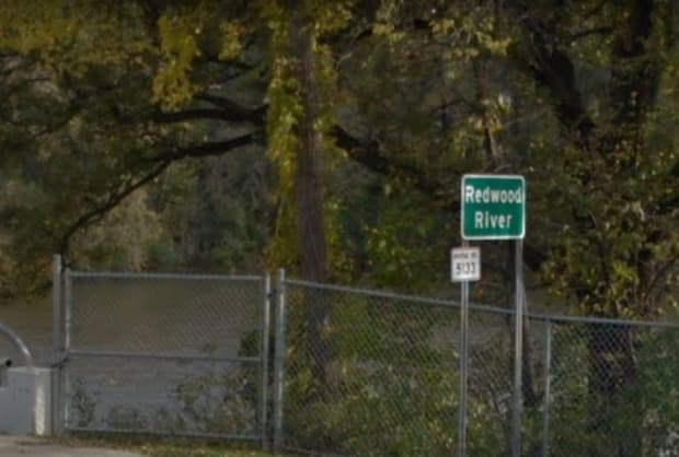 Authorities searching for teen reportedly swept away in Redwood River