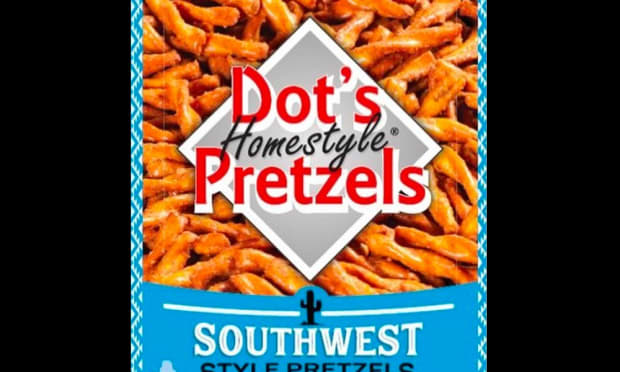 Dot's Homestyle Pretzels to release a second flavor