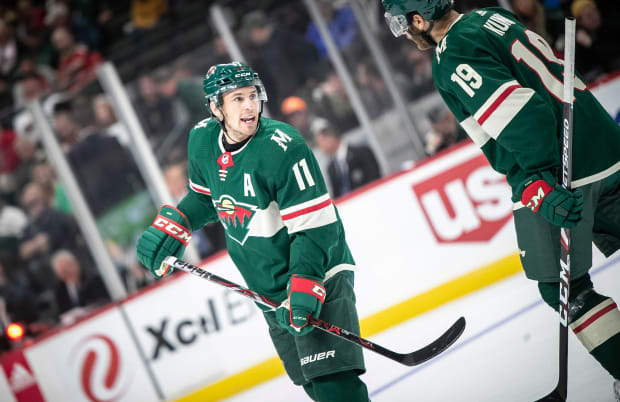 Big hype, no deal: Zach Parise trade doesn't happen as Wild stay quiet at NHL trade deadline