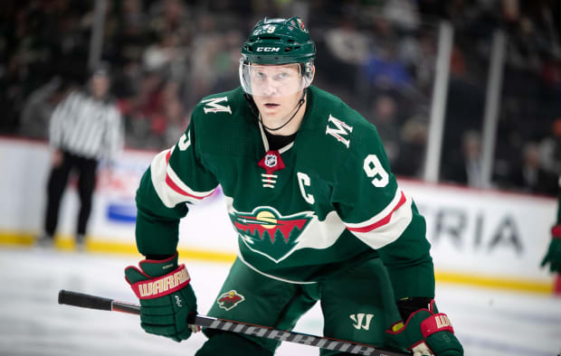 Wild lose to Ducks in shootout; Koivu honored