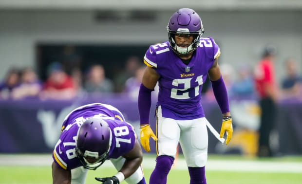 Why a cornerback rotation is best for the Vikings' defense
