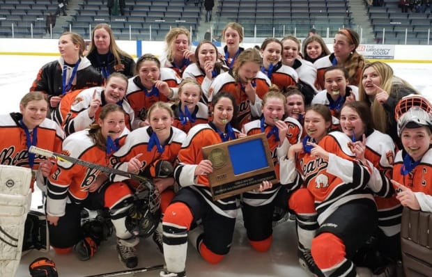 Here Are The Brackets For The State Girls Hockey Tournament Bring