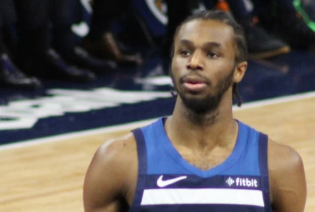 It S Time For The Timberwolves To Bench Andrew Wiggins Bring Me The News