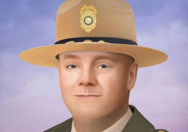 Game Warden 1//24-1//25 Scale Police Decals MINNESOTA CONSERVATION OFFICER