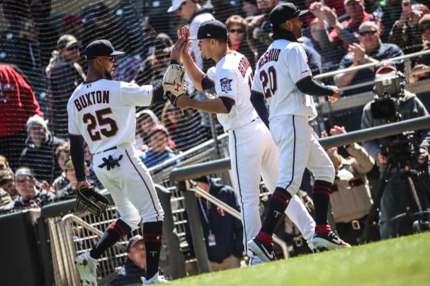 This year's Twins one of the fastest to 30 wins in team history