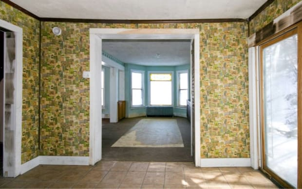 This Victorian home could be yours for free – provided you