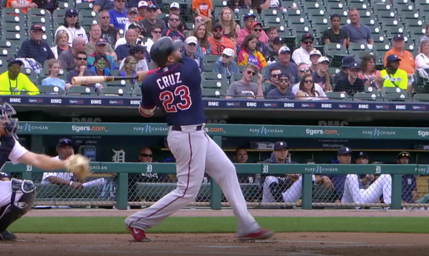 Twins pound out 12 runs in series win over the Tigers
