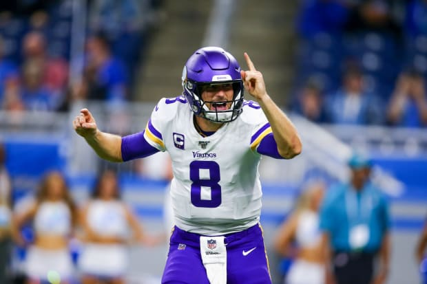 Who is the biggest scapegoat for the Vikings' 1-5 start?