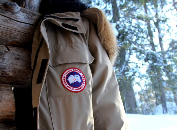 Canada Goose opens MOA store with a -13F 'Cold Room'