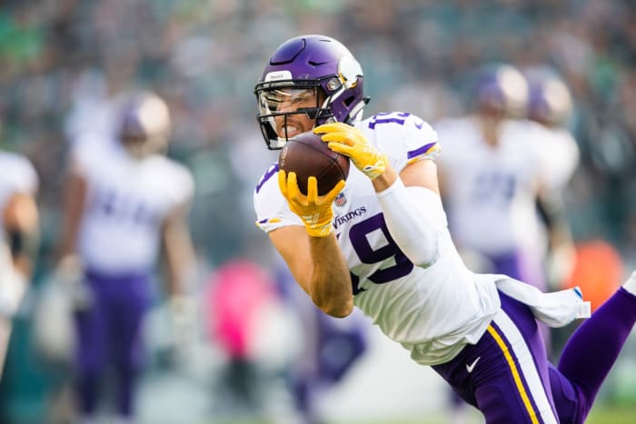 Injury report: Thielen among 4 limited, Mattison not practicing