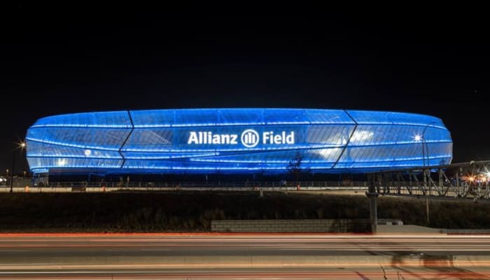 With Allianz Field Complete We Rank The Best Looking Twin