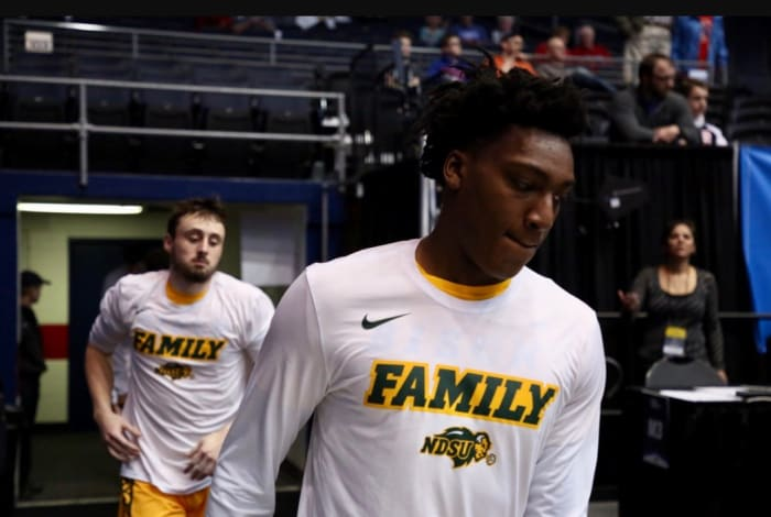 NDSU advances for date with Duke in NCAA tourney