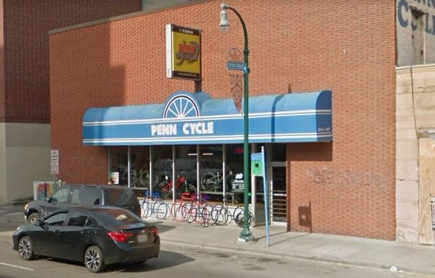Penn Cycle abruptly closes up shop