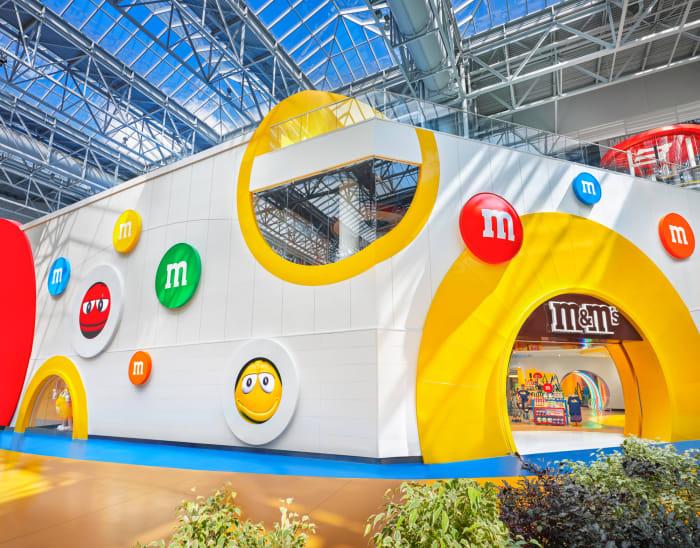 M&Ms mall of america 3