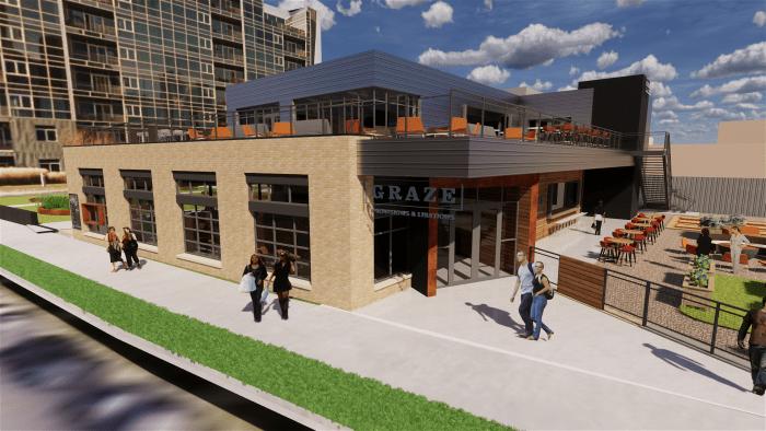 Food vendors revealed for new North Loop food hall