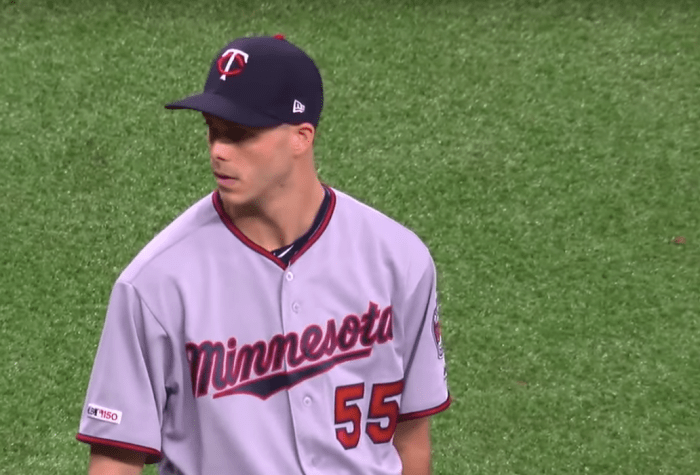 Taylor Rogers is one of the best relievers in baseball