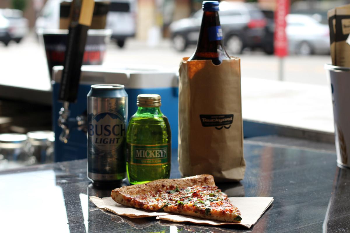 Pizza & Beer Wide