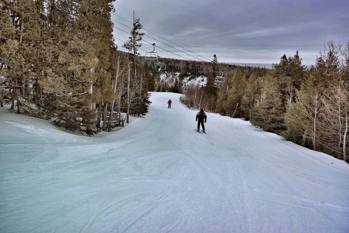 Moose Mountain at Lutsen.