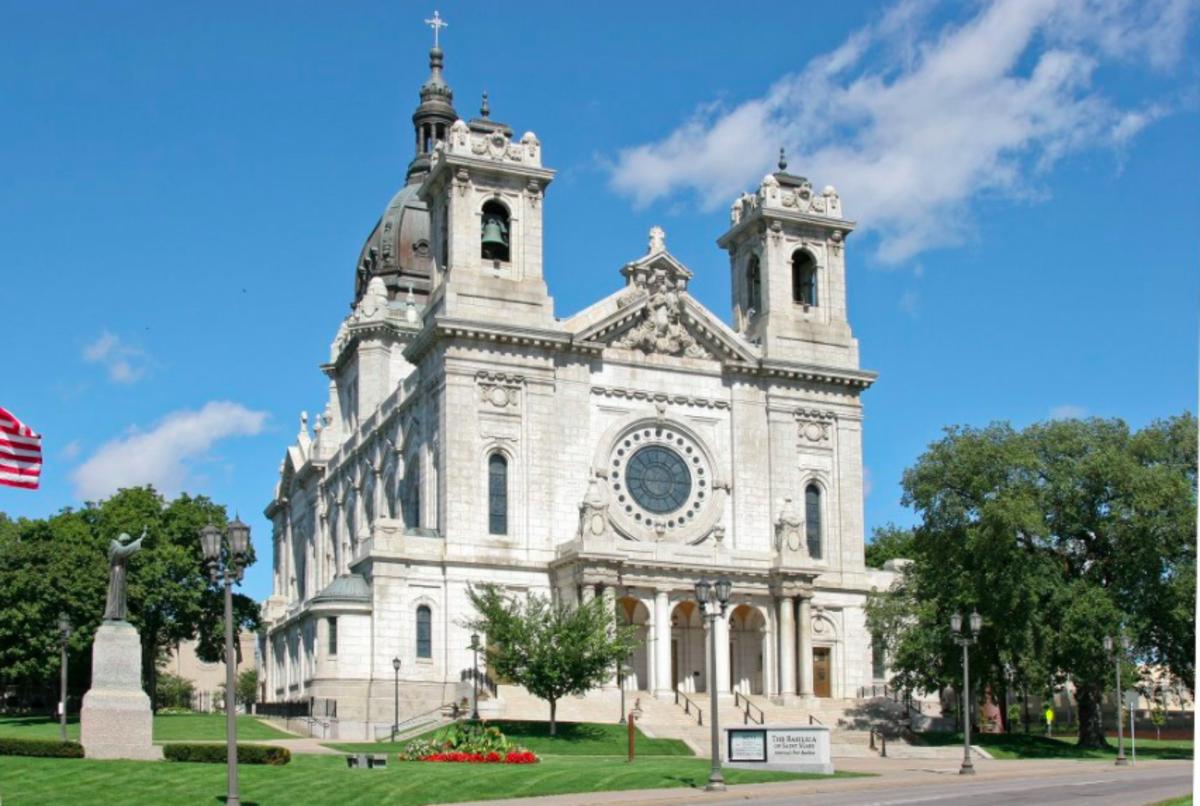 Saint Marys Basilica 2
