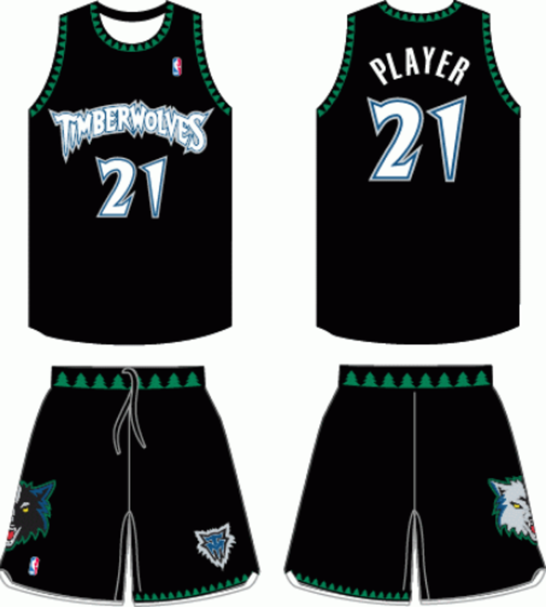 0c82b9a21 Wolves bringing back throwback uniforms next season  - Bring Me The News
