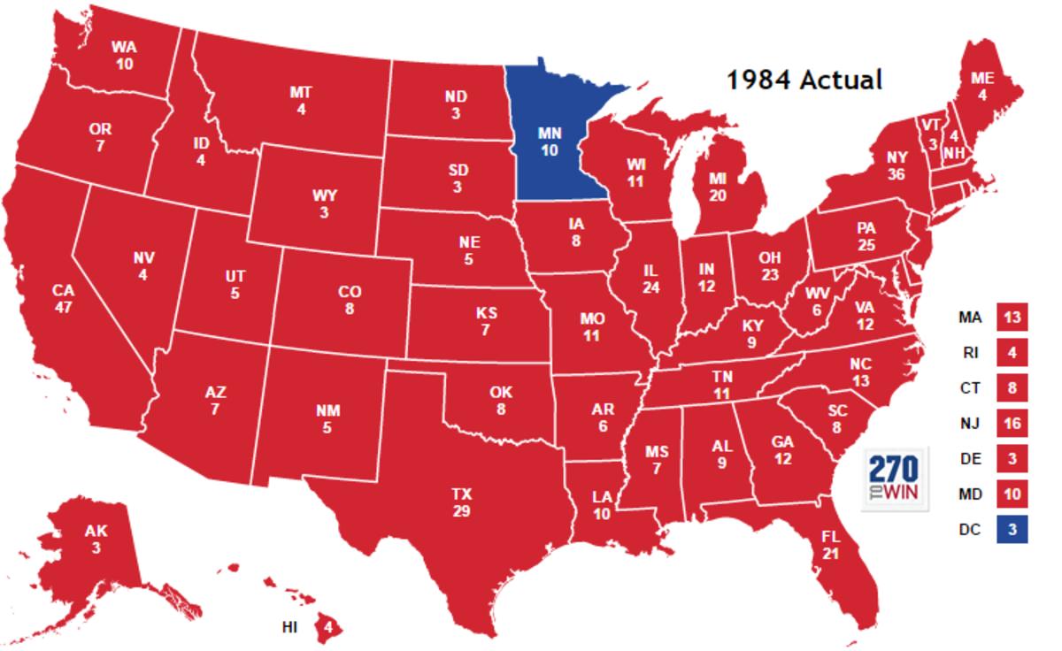 1984 vote