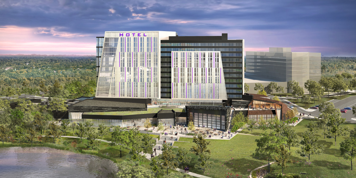 New Vikings hotel