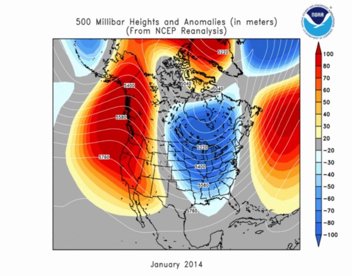 Polar Vortex January 2014