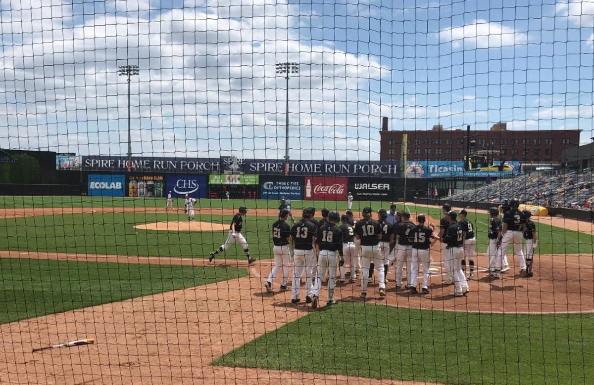 state baseball tournament, East Ridge