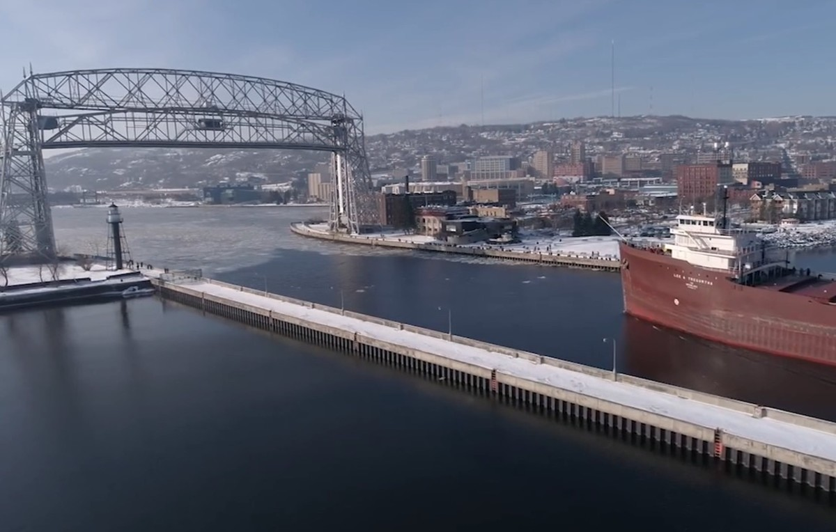 Port of Duluth-Superior
