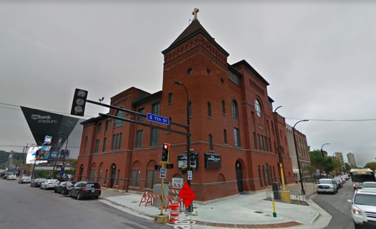 First Covenant Church of Minneapolis