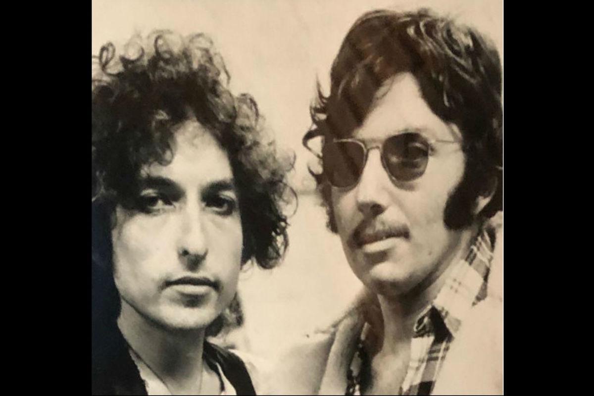 "Bob Dylan friend Louie Kemp (from ""Dylan & Me"")"