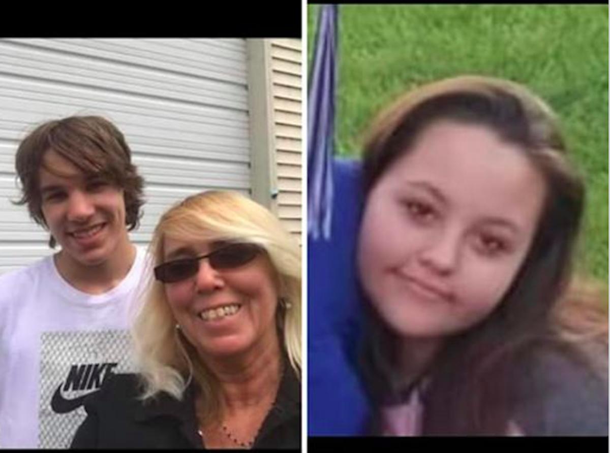 Missing Wisconsin teens